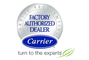 Carrier Factory Dealer Logo