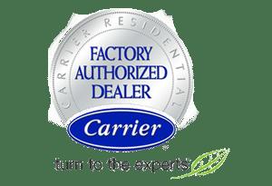 Carrier Factory Dealer Logo